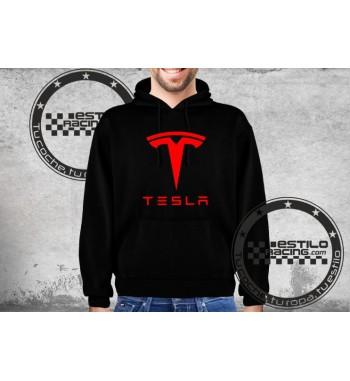 Sudadera Tesla