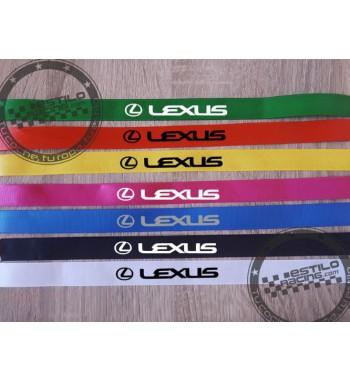 Pulsera Lexus