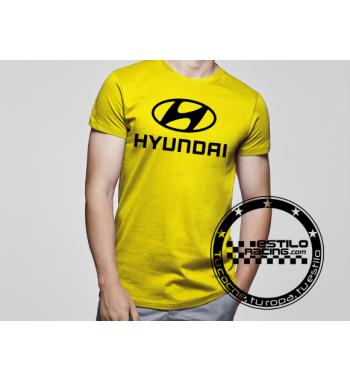 Camiseta Hyundai