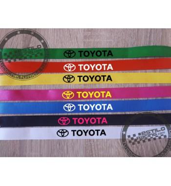 Pulsera Toyota