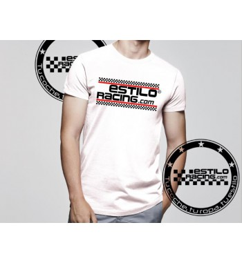 Camiseta Estilo Racing...