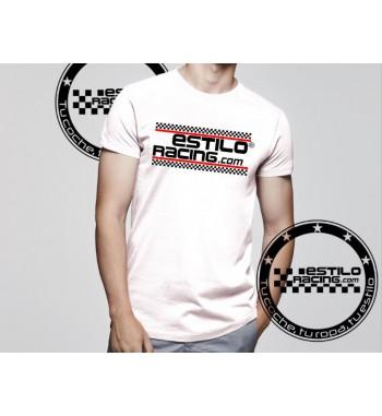 Camiseta Estilo Racing...