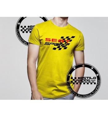 Camiseta Seat Sport