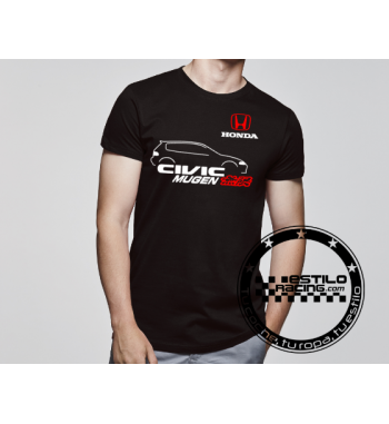 Camiseta Honda Civic Mugen