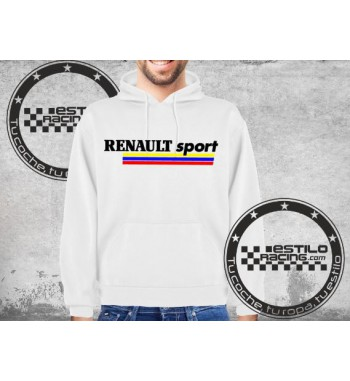 Sudadera Renault Sport