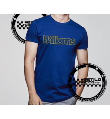 Camiseta Williams