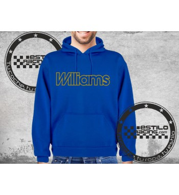 Sudadera Williams