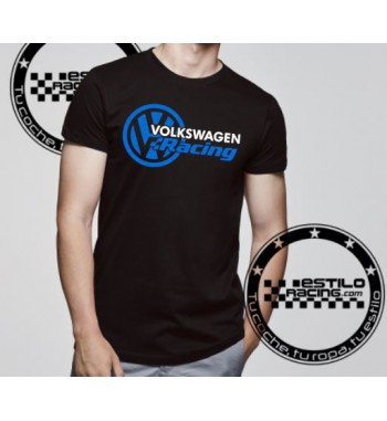 Camiseta Volkswagen Racing