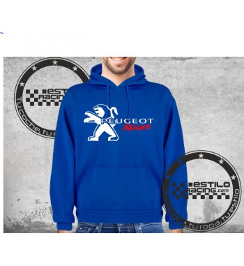 Sudadera Peugeot Sport