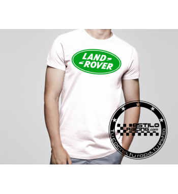 Camiseta Land Rover