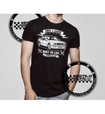 Camiseta BMW Drive a legend...