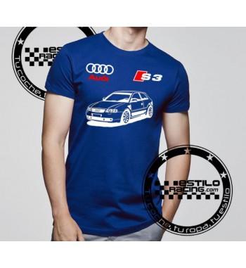 Camiseta Audi S3