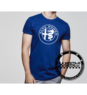 Camiseta Alfa Romeo