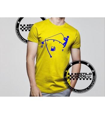 Camiseta Pescador de Gasolina