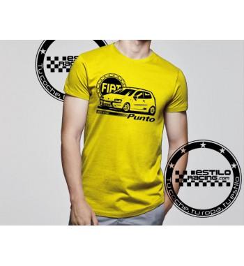 Camiseta Fiat Punto