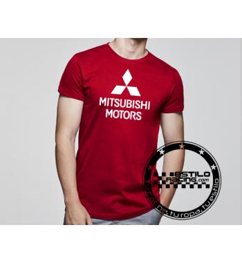 Camiseta Mitsubishi