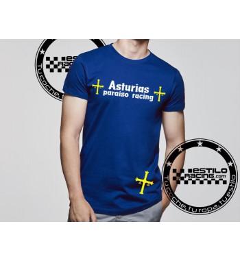 Camiseta Asturias Paraíso...
