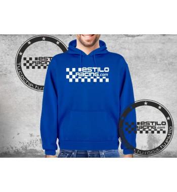 Sudadera Estilo Racing