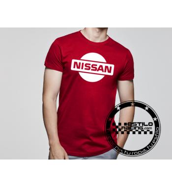 Camiseta Nissan