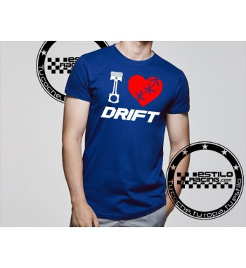 Camiseta I Love Drift