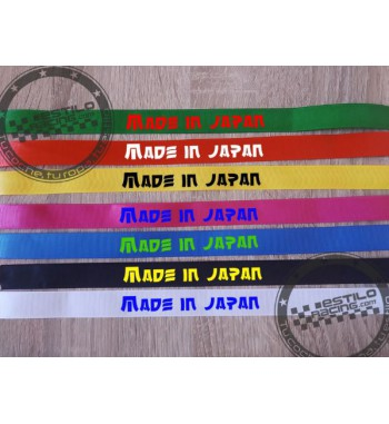 Pulsera Made in Japan