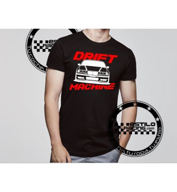 Camiseta E36 Drift Machine