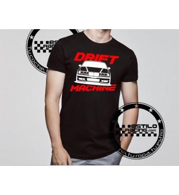 Camiseta E36 Drift Machine