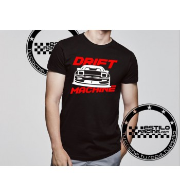 Camiseta S13 Drift Machine