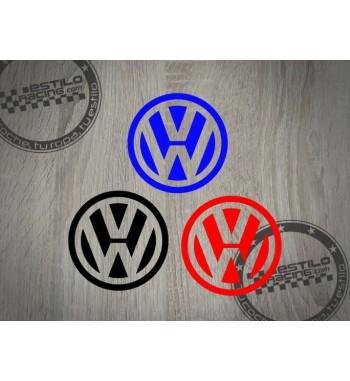 Pegatina logo Volkswagen...