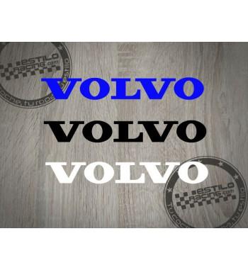 Pegatina Volvo