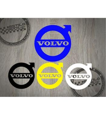 Pegatina Volvo logo