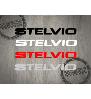 Pegatina Alfa Romeo Stelvio