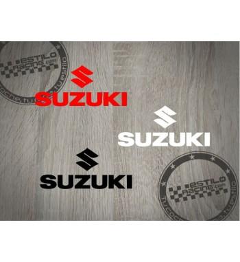Pegatina Suzuki