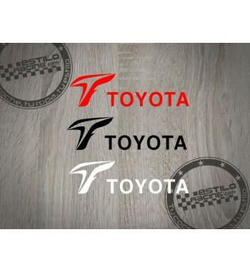 Pegatina Toyota F1