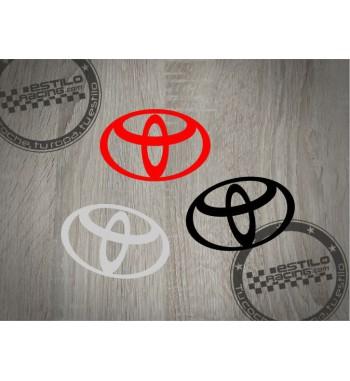 Pegatina Toyota logo