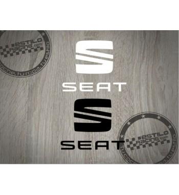 Pegatina Seat logo