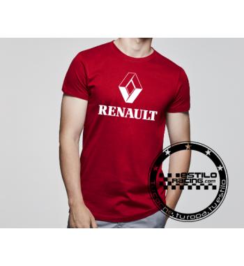 Camiseta Renault
