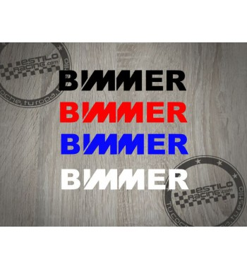Pegatina Bimmer