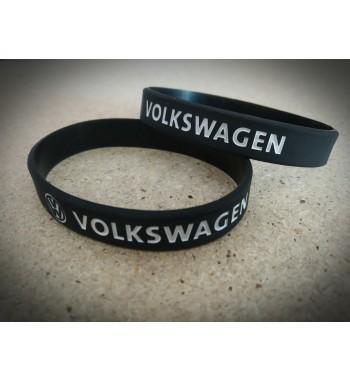 Pulsera de goma Volkswagen