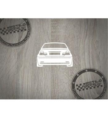 Pegatina BMW E46