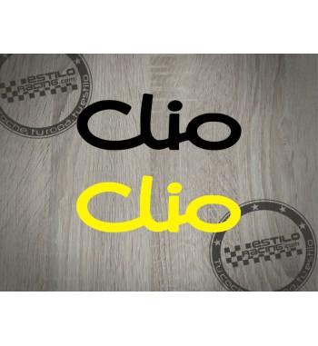 Pegatina Clio