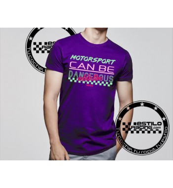 Camiseta Motorsport Can Be...