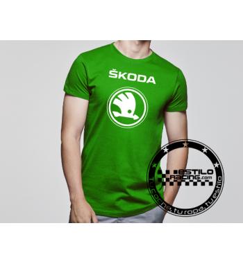 Camiseta Skoda