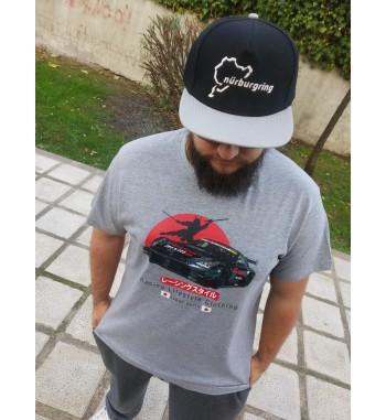Camiseta Nissan GTR GT500...