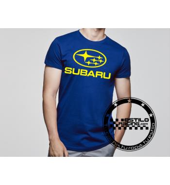 Camiseta Subaru