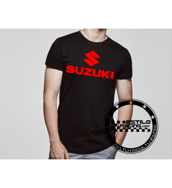 Camiseta Suzuki