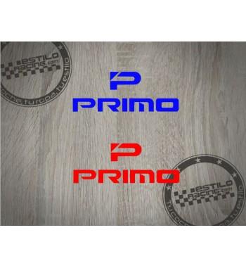 Pegatina Honda Primo