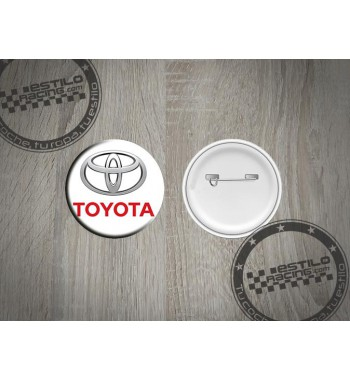 Chapa Toyota