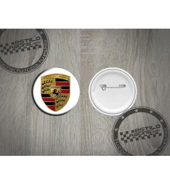 Chapa Porsche