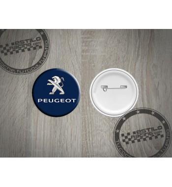 Chapa Peugeot moderno
